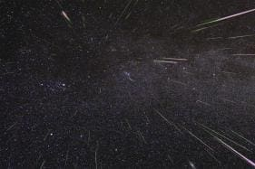 Saturday Night Plans: Watch The Sky Light up With Lyrid Meteor Shower at Midnight