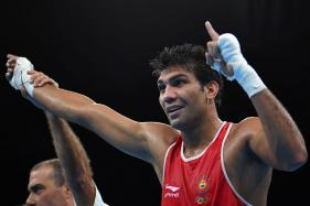 CWG 2018: Boxer Manoj Kumar Advances to Round of 16