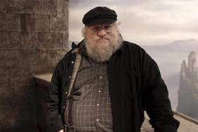 George RR Martin Teases Two New 'Game of Thrones' Books in 2018