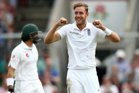 Broad Looks to Emerge as Root's Go-to Guy Ahead of India Series