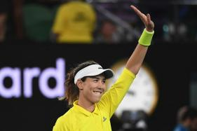 Garbine Muguruza Aims for 'Pain-free' Australian Open Campaign