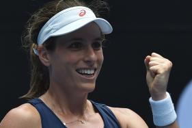 Johanna Konta Beats Heather Watson to Reach Nottingham Quarters