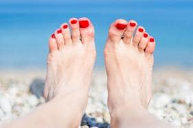Summer Tips: Don't Torture Your Feet In Scorching Heat
