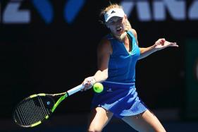 Indian Wells: Kasatkina Stuns World Number Two Wozniacki