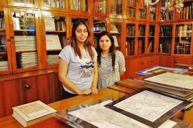 For the Jains, It's Always Been Pages Down the Ages