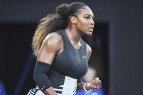 Serena Williams 'Ready to Jump in and Get Started'