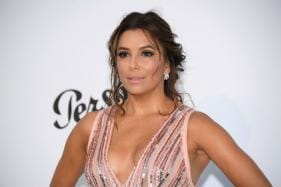 Eva Longoria Reveals Her Secret for Perfect Buns
