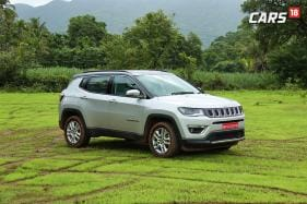 Jeep Compass Compact SUV Crosses 25,000 Production Mark in India