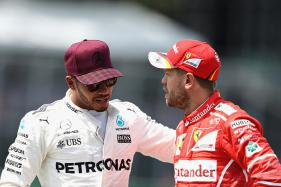 Bahrain GP: Vettel Admits Hamilton and Mercedes Have Edge