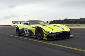 Aston Martin Vulcan To Make Race Debut at Le Mans Next Month