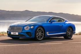 Bentley to Launch New Continental GT Coupe in India on March 24
