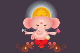 Free Illustrated eBook: The Story of Ganesha