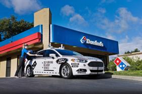 Domino's Rolls Out Pizza Delivery by Driverless Cars