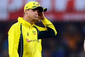 Injury Scare For Steve Smith Ahead of First T20I in Ranchi