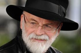 Terry Pratchett's Disk Drive Containing Unpublished Books Crushed by Steamroller