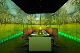 Ultraviolet, Shanghai's Insanely Avant Garde Restaurant, Picks Up Coveted Three Michelin Stars
