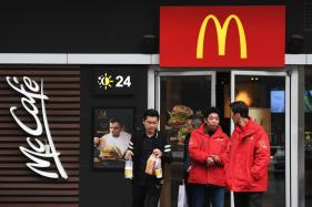 McDonald's China Provokes Snorts of Laughter with New Name