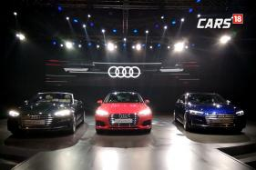 Audi India to Increase Prices Across Entire Model Range up to 4% from April 1