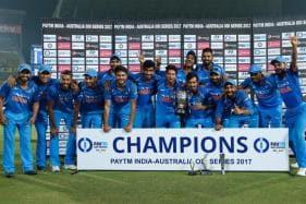India vs Australia ODI Series - Team India Report Card