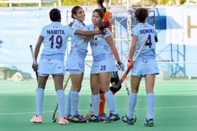 Indian Women Hockey Team Beat South Korea 1-0 in Tour Opener