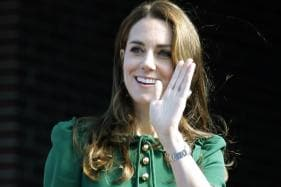 Kate Middleton Looks Radiant in a Bright Yellow Dolce & Gabbana Dress at Wimbledon 2018