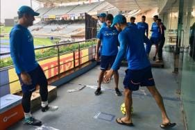 India vs Australia: India's Practice Session Called Off