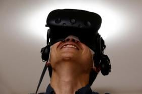 This Virtual-Reality Based Whale Ride Helps Ease Fear of Heights: Study