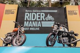 Royal Enfield Interceptor INT 650 Spotted Testing in India, Launch Imminent