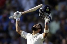 Kohli Equals Brian Lara's Double Century Record in Nagpur Victory