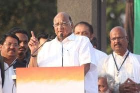 Now, Sharad Pawar, After KCR's Call for Third Front, Invites Opposition Parties for Meeting in Delhi