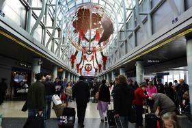 51 Million Travellers Predicted to Fly on US Airlines This Holiday Season
