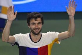 Maharashtra Open: Simon Stuns Cilic to Setup Anderson Showdown