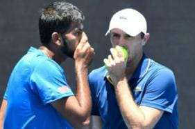 Australian Open: Bopanna And Sharan Both Knocked Out in Third Round