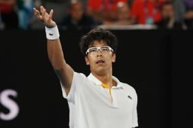Australian Open: Weak Eyesight no Hindrance for 'Professor' Chung