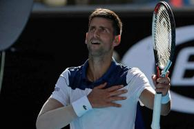 Australian Open: Novak Djokovic Powers Into Fourth Round