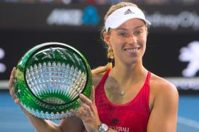 Angelique Kerber Warms up for Australian Open With Sydney Title