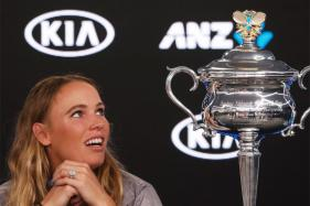 Australian Open: 'This Can't be Real', Says Stunned Wozniacki
