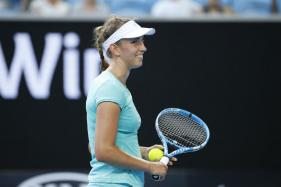 Australian Open: Unseeded Elise Mertens Routs Svitolina to Reach Semis