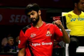 India Capable to Winning Medal at Thomas Cup: B Sai Praneeth