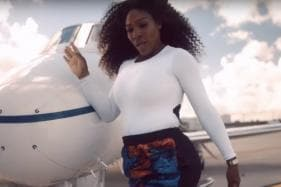 Watch Serena Williams Dance Away To Glory At Airport Runway