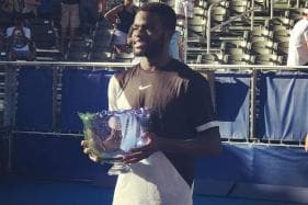 Frances Tiafoe Clinches Historic First ATP Tour Title at Delray