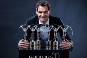 Roger Federer Says Bettering Oldies Hard After Winning Twin Laureus Honours