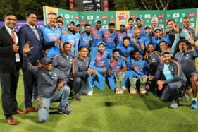 Suresh Raina and Bhuvneshwar Help India Seal Series Victory