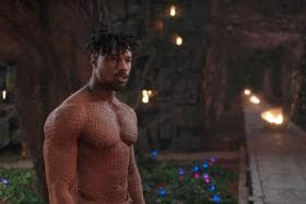 Black Panther Star Offers To Replace Fan's Retainer After It Broke During The Movie