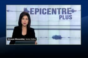 Epicentre Plus With Shreya Dhoundial at 10:30PM