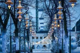 Denmark's Historic Tivoli Gardens To Open Winter Wonderland For February