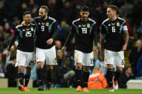 Lionel Messi Isn't Missed as Argentina Down Italy in Manchester