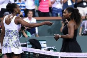 Serena Williams Ousted From Indian Wells by Sister Venus Williams