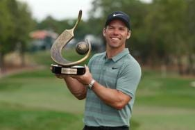 Paul Casey Wins Valspar as Tiger Woods Finishes One Stroke Behind