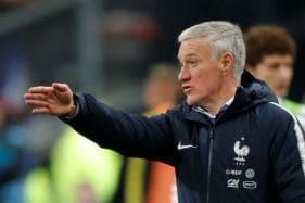 France Lacked Aggressiveness, Says Coach Didier Deschamps